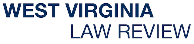 West Virginia Law Review Masthead Series