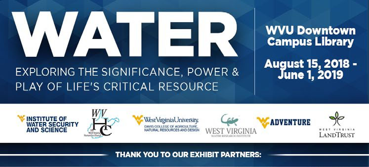 Water: A Cross-Disciplinary Exhibit Exploring the Significance, Power & Play of Life's Critical Resource