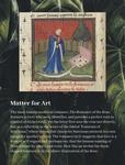 08. Matter for Art
