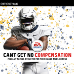 Can't Get No Compensation by Hannah Hammon