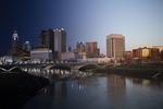 Columbus, OH (from the Timescapes series) by Brittany Pennell