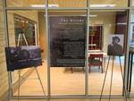 The Divide Exhibit Posters at WVU Law Library by Sally Brown