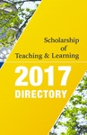 Scholarship of Teaching & Learning 2017 Directory