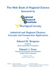 Industrial and Regional Clusters:   Concepts and Comparative Applications, 2nd ed.