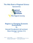 Regions in Changing Economic Environment by Gennadi Kazakevitch and Sharn Enzinger